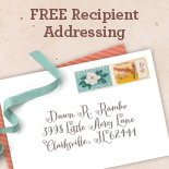 FREE Recipient Address Print
